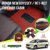 Karpet Mobil NEXT LEVEL SUPERIOR Honda New Odyssey Cabin