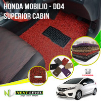 Karpet Mobil NEXT LEVEL SUPERIOR Honda Mobilio (DD4) Cabin