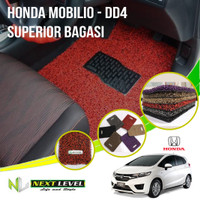 Karpet Mobil NEXT LEVEL SUPERIOR Honda Mobilio (DD4) Bagasi