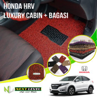 Karpet Mobil NEXT LEVEL LUXURY Honda HRV Cabin Bagasi