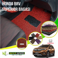 Karpet Mobil NEXT LEVEL SUPERIOR Honda BRV Bagasi
