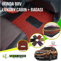 Karpet Mobil NEXT LEVEL LUXURY Honda BRV Cabin Bagasi