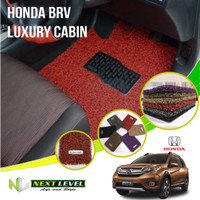 Karpet Mobil NEXT LEVEL LUXURY Honda BRV Cabin