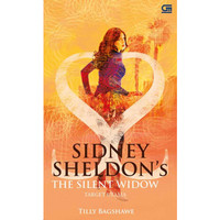 The Silent Widow (Target Utama) by Tilly Bagshawe/ Sidney Sheldon