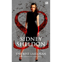 The Best Laid Plans (Rencana Paling Sempurna) by Sidney Sheldon