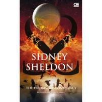 The Doomsday Conspiracy (Konspirasi Hari Kiamat) by Sidney Sheldon