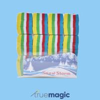 Snow Storm Rainbow 1 set 12 pcs (Alat Sulap Stage)