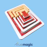 Diminishing Cards (Alat Sulap Kartu Close Up)