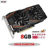 VGA GIGABYTE AMD Radeon RX 580 Gaming 8GB