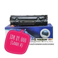 Toner Cartridge Laserjet Compatible HP P1102/P1132 (85A) - Grade A