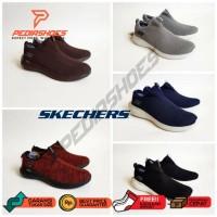 Skechers Go Flex Max Goga High Top Men Sepatu Pria Original