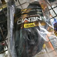 cover kuping spakbor aerox carbon nemo