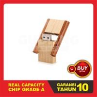 USB Flashdisk Kayu - GARANSI TUKAR BARU Souvenir Promosi | FDWD20