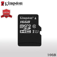 Kingston MicroSD Card Canvas Select Class 10 MicroSDHC 16GB