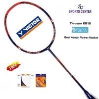 PROMO HOT ITEM !!! Raket Badminton Victor Asean Thruster K 015 (3U G5)