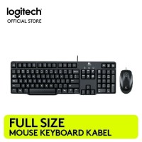 Keyboard Mouse Logitech MK100 Garansi 1 Tahun Semarang