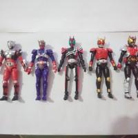 Figure Shodo Kamen Rider, set isi 5 BIB Perfect