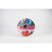 (2pcs) Zen Art Jakarta Piring Designer Soni Irawan - diameter 21 cm