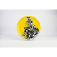 (2pcs) Zen Art Jakarta Piring Designer Aqil Prabowo - 27 cm Giftbox