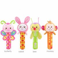 Baby Rattle Stick - Mainan Bayi