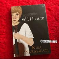 Novel WILLIAM (Risa Saraswati)