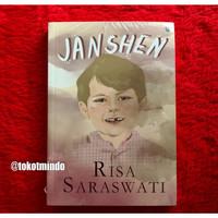 Novel JANSHEN (Risa Saraswati)