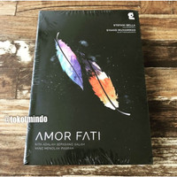 Novel AMOR FATI (Stefani Bella (Hujanmimpi) & Syahid Muhammad