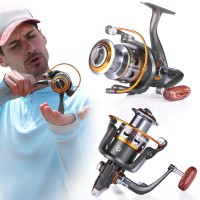 Harga reel pancing spinning fishing reel 11bb kumparan pancingan | antitipu.com