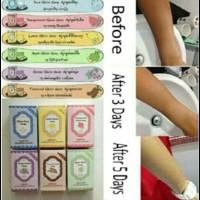 Harga jual gluta pure milk soap by wink white jamin | antitipu.com