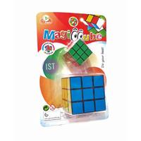 Mainan Anak Rubik 3 x 3 isi 2 Pcs Besar Dan Kecil