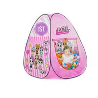 Mainan Anak Tenda Mandi Bola Segitiga LOL SG7003LO