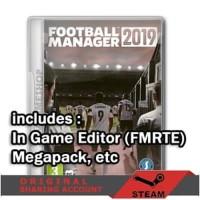 Jual Football Manager 2019 di Kota Bandung - Harga Terbaru