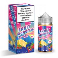 Fruit Monster - Blueberry Raspberry Lemon - 100ml liquid vape