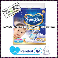 MAMY POKO - EXTRA SOFT EXTRA DRY TAPE L62 / MAMYPOKO TIPE PEREKAT L 62
