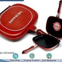 HAPPY CALL JUMBO (MULTI PAN 32 CM) - Merah