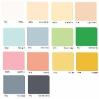 Jual Promo Cat Tembok Vinilex 5 Kg Warna Putih Pink Biru Hijau