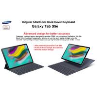Original Samsung BookCover Keyboard Galaxy Tab S5e