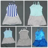 Baju renang bayi cewek perempuan / baju pantai rok lucu bayi