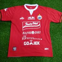 Jersey Persija Home Liga 1 Sopee 2019/2020 grade ori official