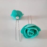 Hiasan Rambut Pesta Head Piece Tusuk Konde Wild Rose Tosca