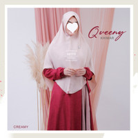 Queeny Khimar by Kaisya Size XL