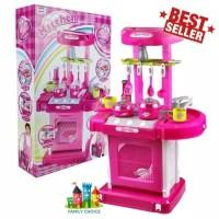 Mainan Anak Perempuan Kitchen Set Toys