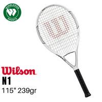 Raket Tenis WILSON N1 (N CODE ONE) NANO TECHNOLOGY/ Raket Wilson N1