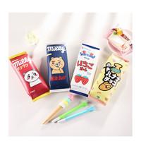 TP0031 Tempat Pensil Milky Meiji / Tempat Kosmetik