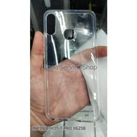 Infinix Hot 7 Pro X625B Silicone Ultrathin Back Case Cover Casing TPU