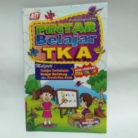 Pintar Belajar TK A - Buku Anak