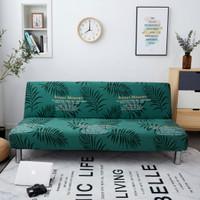 Cover SOFA BED Sarung SOFA BED stretch elastis SWEET MEMORY GREEN