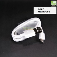 [ORIGINAL] Kabel Data Oppo Original Model MicroUSB