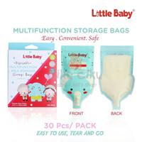 Little baby multifunction milk powder storage bag / kantong asi/susu
