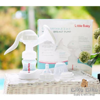 Little Baby Manual Breast Pump / pompa asi manual little baby